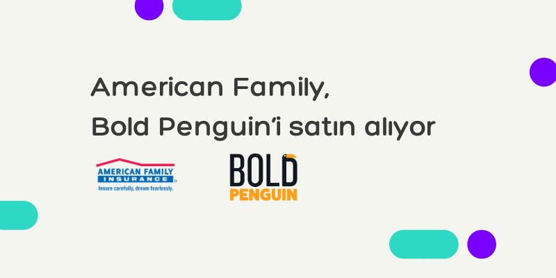American Family, Bold Penguin'i satın alıyor