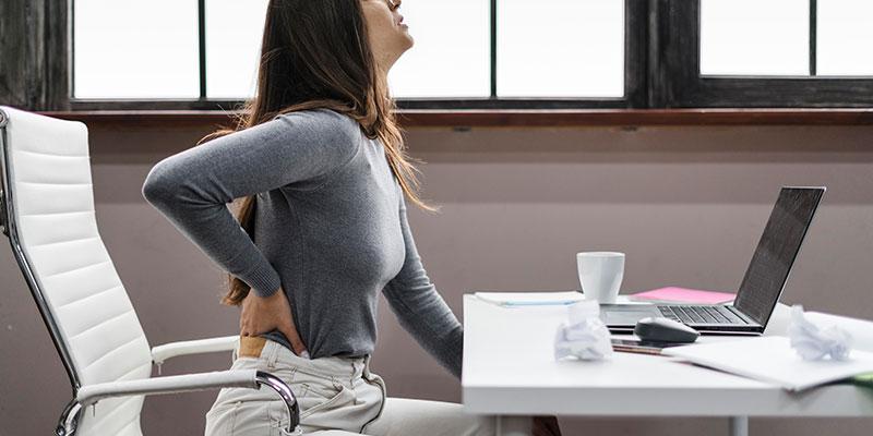 Bel ağrınız hareket ettikçe azalıyorsa dikkat!