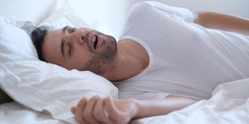 Uyku apnesinin 9 sinyali