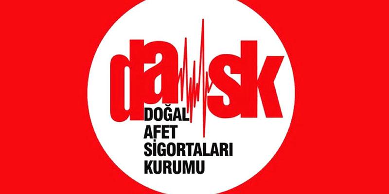 DASK sigortalılara 900 milyon lira hasar ödemesi yaptı