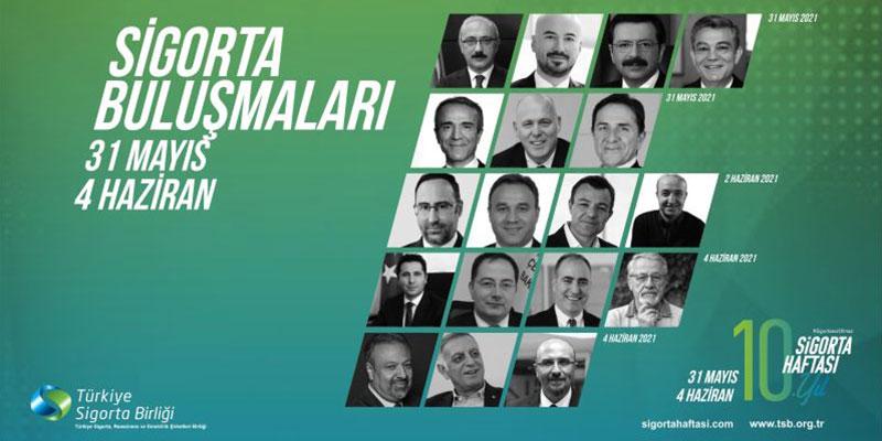 Sigorta Haftası'nda alanında lider isimler bir araya gelecek