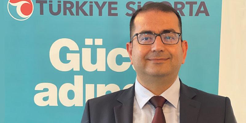 Türkiye Sigorta'da önemli atama