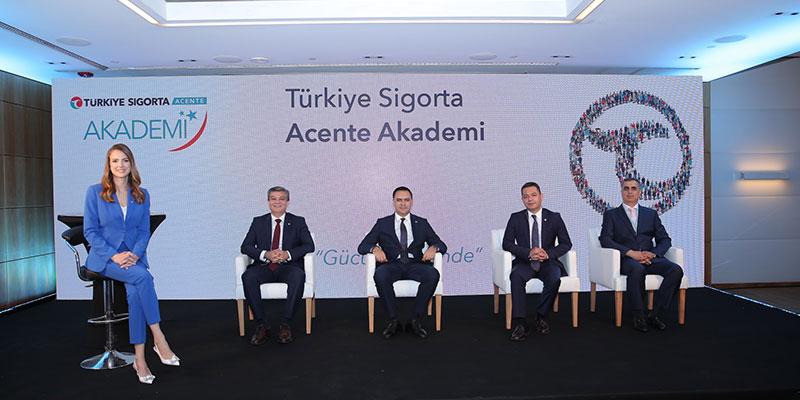 'Türkiye Sigorta Acente Akademi' sektörün geleceği için değer oluşturacak