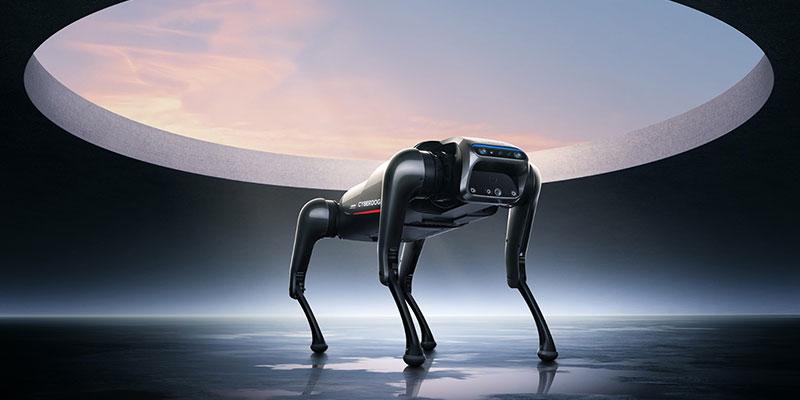 Xiaomi, açık kaynaklı robot CyberDog'u tanıttı