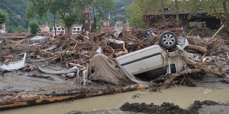 Türkiye Sigorta Birliği Yönetim Kurulu'nun Batı Karadeniz Bölgesi'nde yaşanan sel felaketi kapsamında hasar ödemelerine ilişkin aldığı tavsiye kararları kamuoyu duyurusu